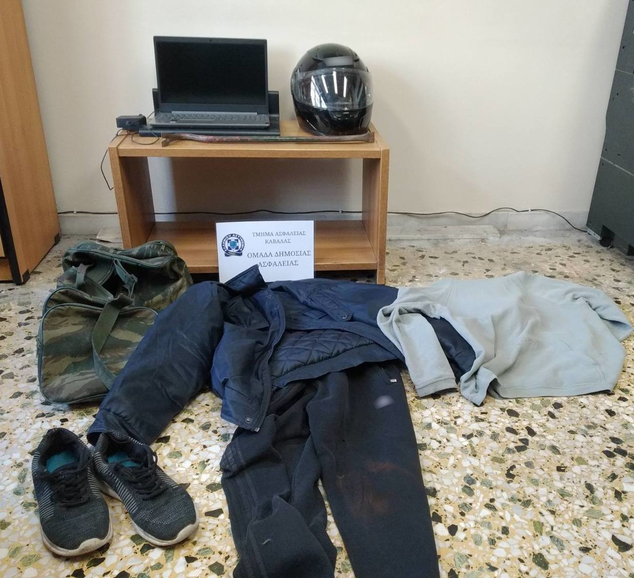 Καβάλα: Έκλεβε επιχειρήσεις από τον Σεπτέμβριο