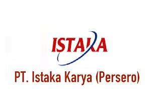 Lowongan Kerja BUMN PT Istaka Karya (Persero) Sampai 7 Desember 2019