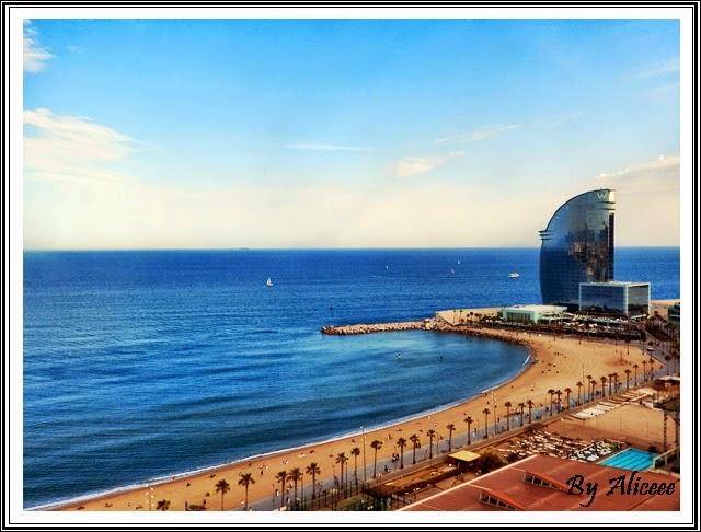 plaja-nisip-barcelona