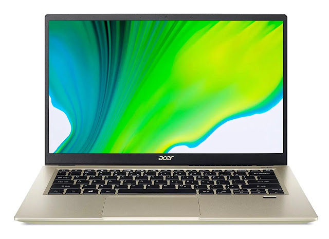 Acer Swift 3 | 11th Gen Intel Core i5 1135G7 Processor | Features sf314-59