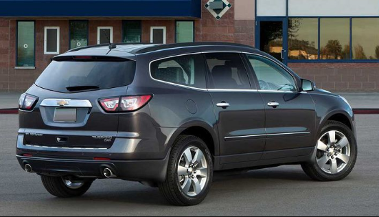 2018 chevrolet traverse suv review price and release date auto zone. Black Bedroom Furniture Sets. Home Design Ideas