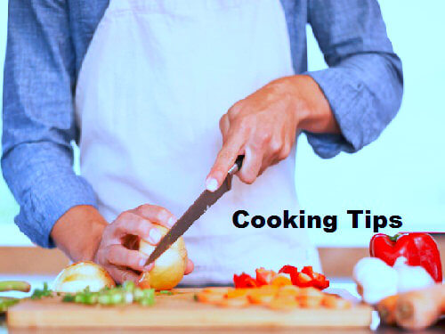 Cooking Tips In Hindi