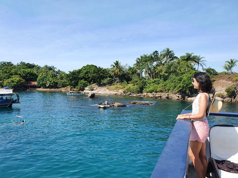 Ilha Comprida Paraty