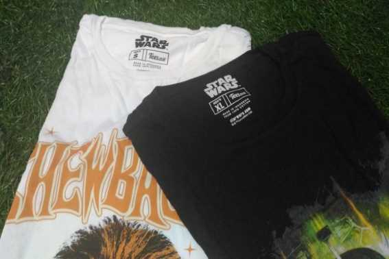 Tips Membedakan Star Wars T-Shirt Indonesia Asli dan Palsu