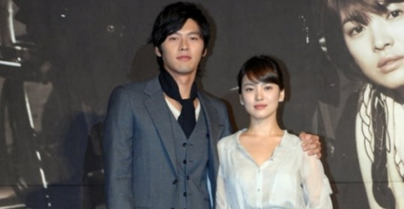 Song Hye Kyo and Hyun Bin caught up in dating rumors after ...