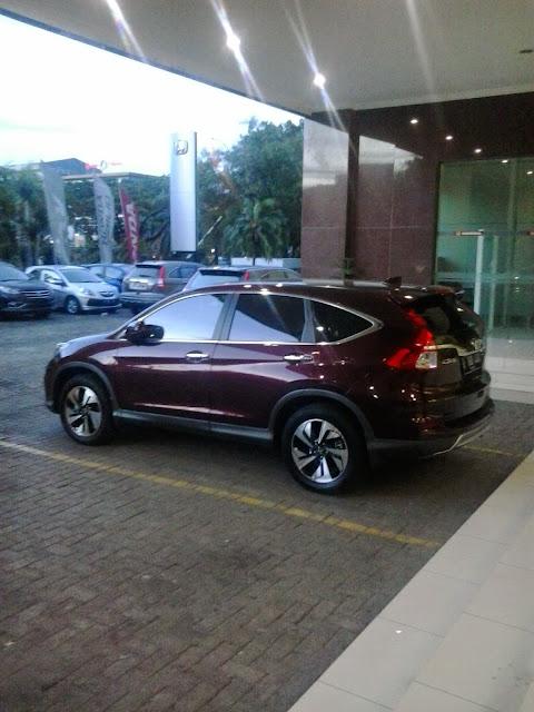 Honda Tambun - All New Honda CR-V 2.0 Liter Best Price