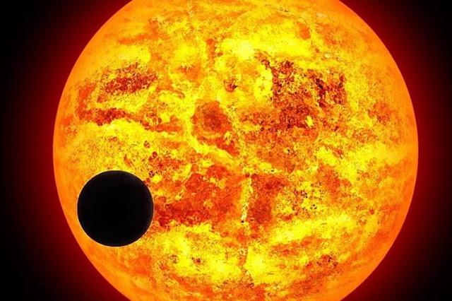 El Sol puede devorarse a Mercurio