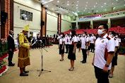 Gubernur Olly Lantik Pengurus INNS Periode 2020-2023