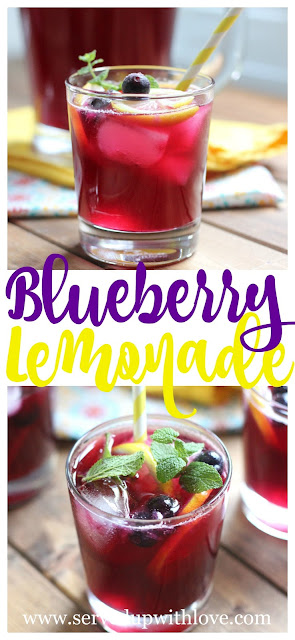 blueberry-lemonade