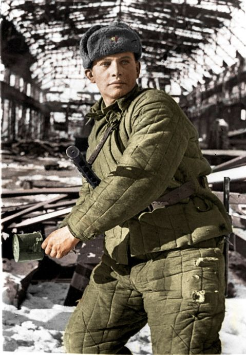 World War II Soviet soldier worldwartwo.filminspector.com