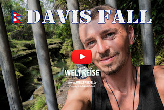 Devi's Fall - Most dangerous waterfalls in the world, world travel, weltreise