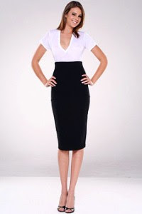 c73252922d Black High Waisted Pencil Skirt Pencil Skirt Outfits Tumblr And Crop top  Dress Pattern Outfit Tumblr Plus Size Suit And Top