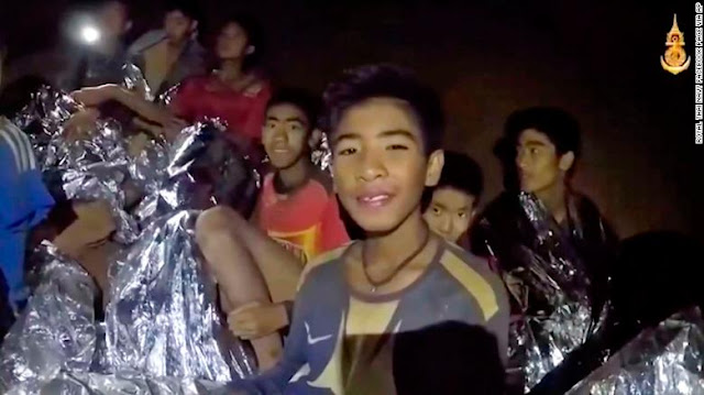 Thailand cave rescue latest news.