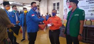 KRI Peroleh Penghargaan dari KNPI Indramayu