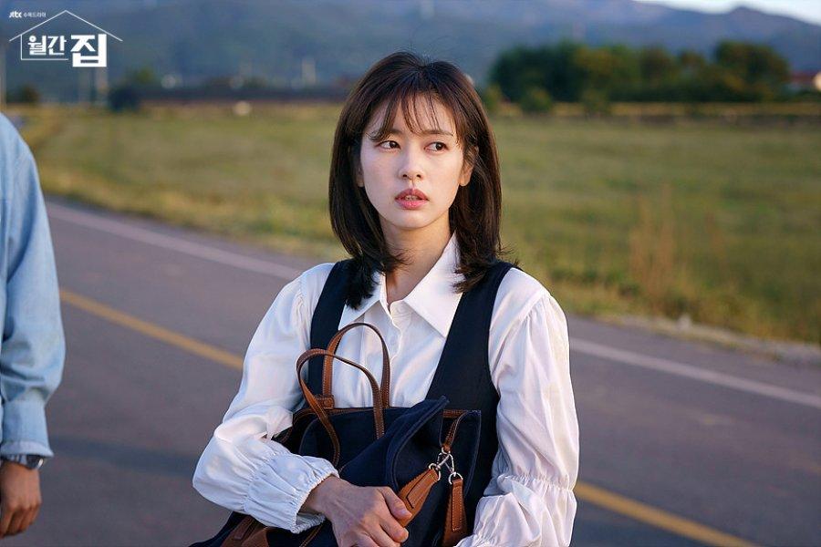 Pemeran Monthly Magazine Home : Jun So Min sebagai Na Young-Won