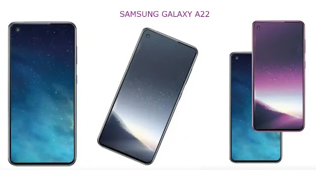 SAMSUNG GALAXY A22 SPECIFICATIONS (2021)