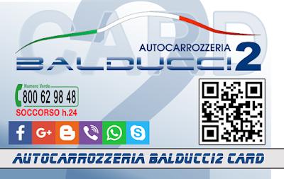 Hai già la Balducci2 Card?