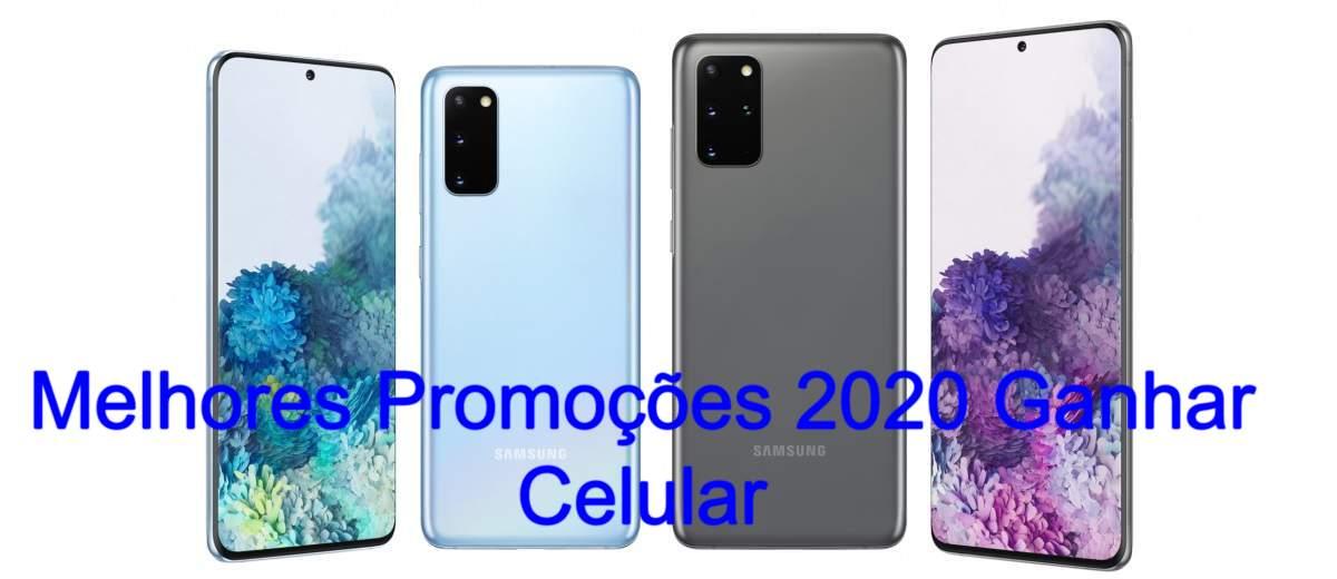 TOP Melhores Promoções 2020 Ganhar Celulares e iPhones
