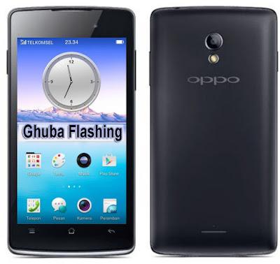 yang sanggup anda pergunakan untuk melaksanakan flashing firmware Oppo Joy R Download Firmware Oppo Joy (R1001)