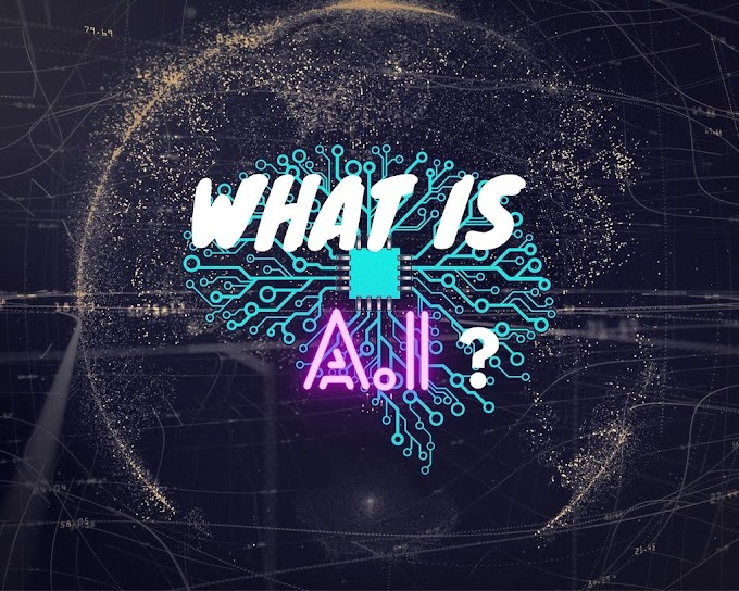 Why artificial intelligence is the future? | what is AI?