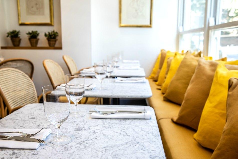 Liv Belgravia Australian Restaurant in London