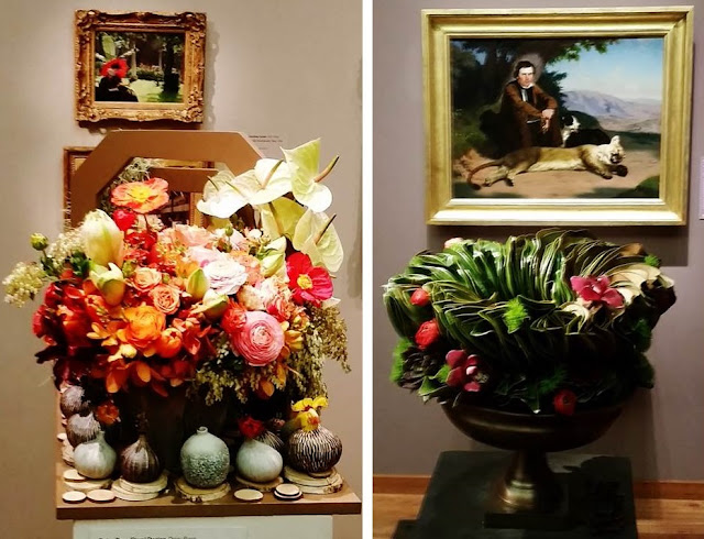 Bouquets to Art 2017