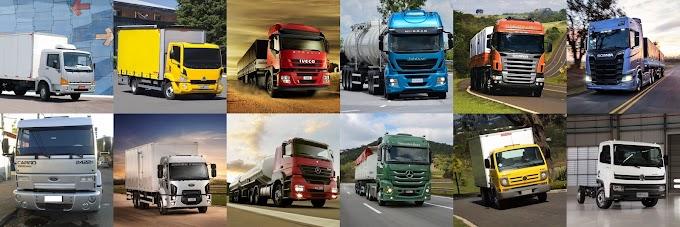 #10yearschallenge: Veja como os caminhões brasileiros evoluíram nos últimos 10 anos