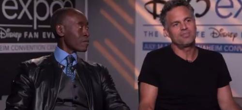 Mark Ruffalo podría haber hecho el mayor SPOILER de Los Vengadores: Infinity War