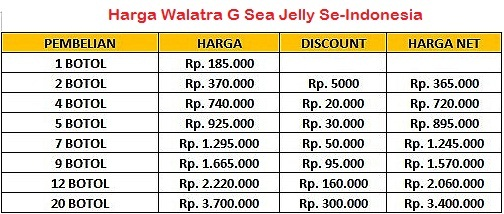 G Sea Jelly Gamat