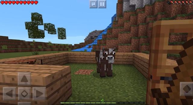 Baixar Minecraft - PE 1.14.1.2 MOD APK [X86] (dinheiro ilimitado)