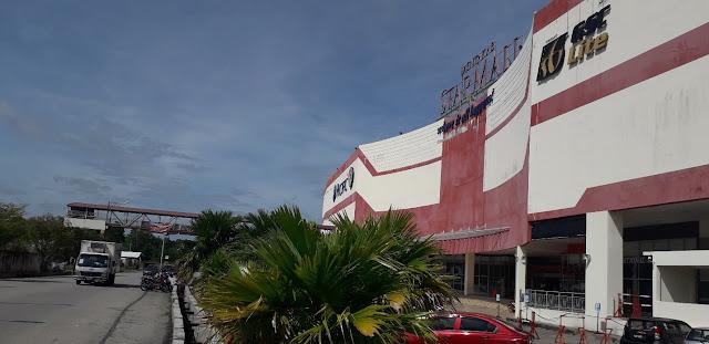 Bahagian Hadapan Mentakab Star Mall