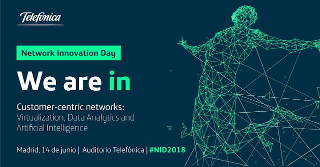 Network Innovation Day 2018 imagen