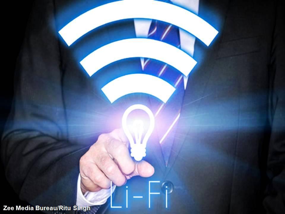 سبعةُ ميزاتٍ تجعل تقنية Li-Fi تتفوق على Wi-Fi !