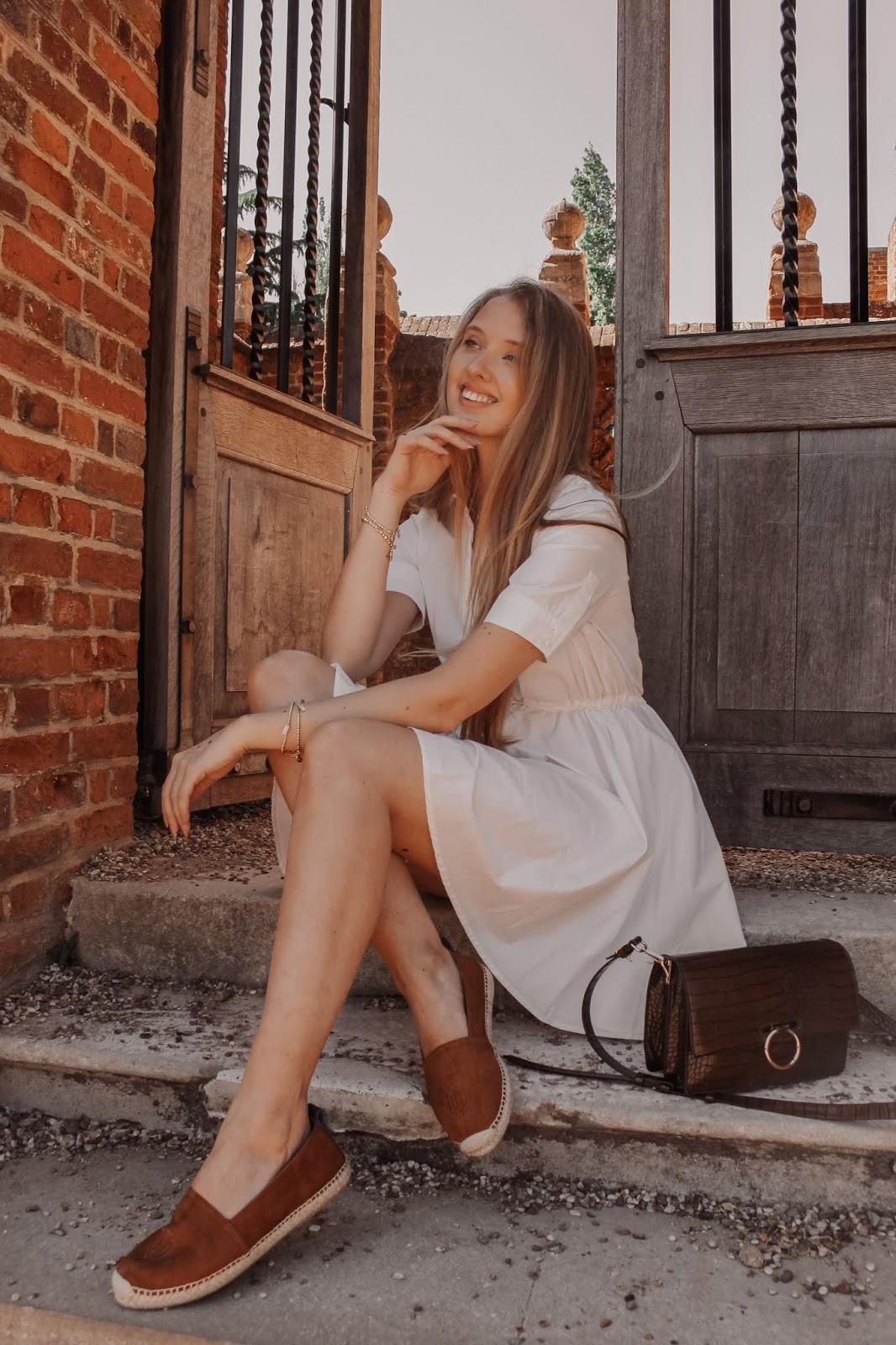 Fairfax & Favor London Fashion Blog Collaboration