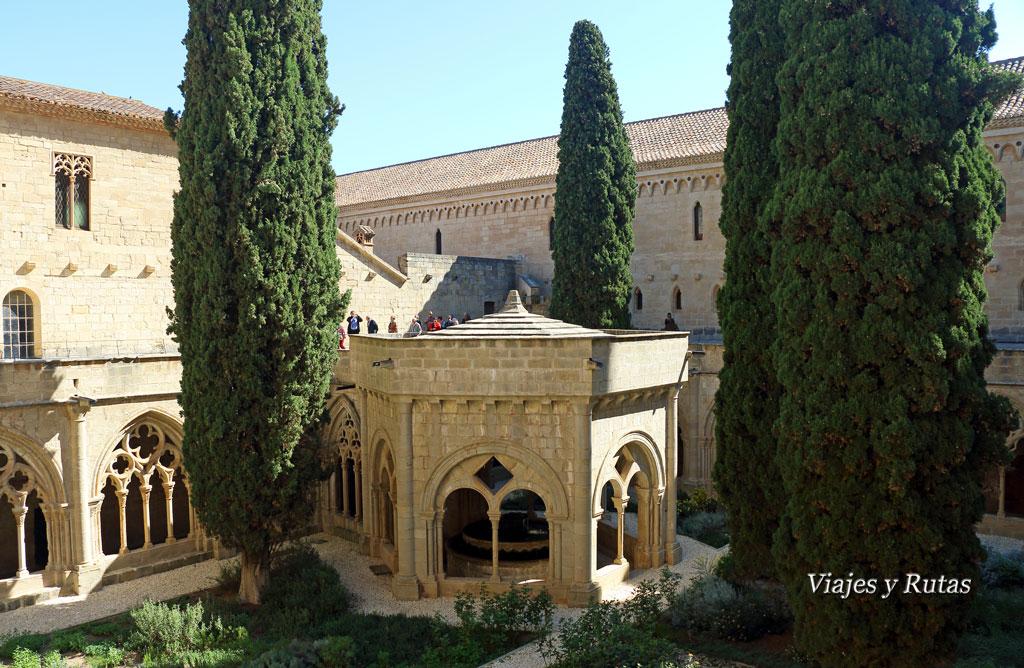 Templete del Monasterio de Poblet, Tarragona