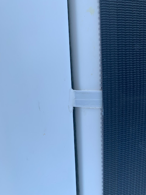 SunBeam Tough 78W Flush Black, kabelgjennomføring