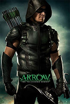 Arrow Serie Completa 1080p  Dual Latino – Ingles