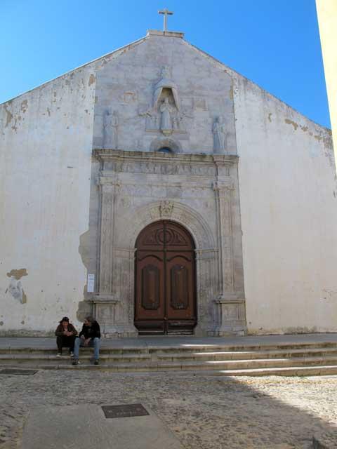 Igreja da Misericórdia de Tavira