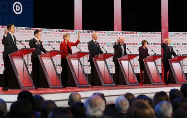 Dem Debate 12-19