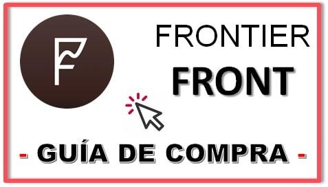Dónde y Cómo Comprar Criptomoneda FRONTIER (FRONT) Tutorial Actualizado Paso a Paso