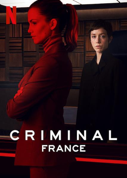 Criminal France (2019-) ταινιες online seires xrysoi greek subs