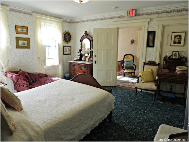 Lizzie Borden Bed & Breakfast Museum: Habitación de Lizzie Borden