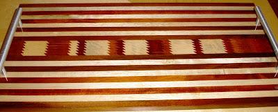 Bandeja de madeira