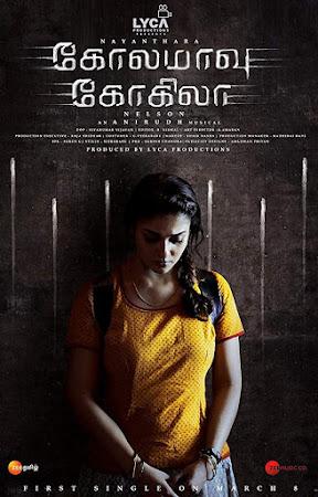 Poster Of Kolamavu Kokila Full Movie in Hindi HD Free download Watch Online Tamil Movie 720P