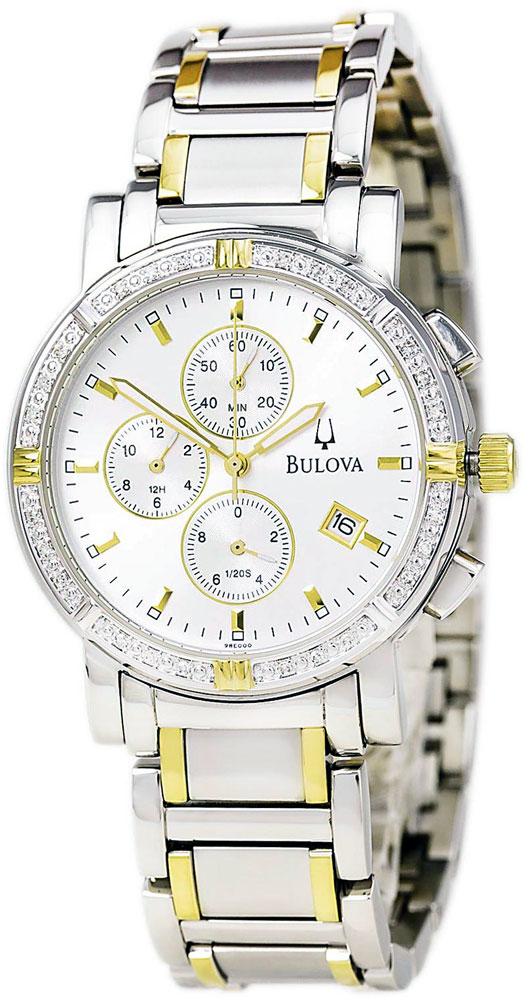 881461b353d Relógio Feminino Esporte Fino Bulova pulseira de aço WB21418S