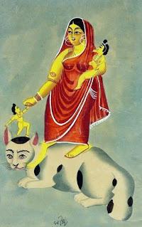 Goddess Shashti