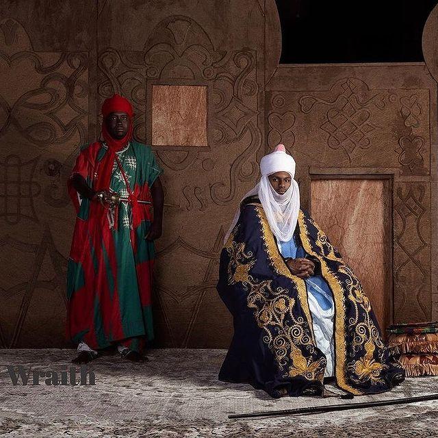 Check out the Pre-wedding photos of Princess Zahra Ado Bayero and Yusuf Buhari