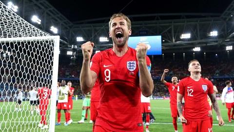 Tuyển Anh góp mặt tại tứ kết sau khi chiến thắng 4-3 trên loạt sút luân lưu trước ĐT Colombia