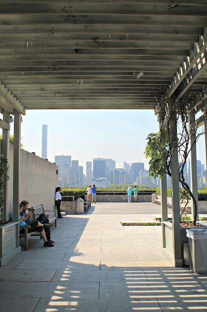 Life Of Libby Travel & Lifestyle York City Roof Garden Cafe Above Metropolitan