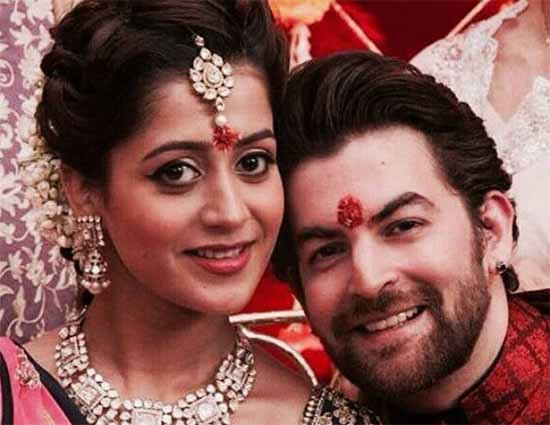 Niel nitin mukesh marriage date, rukmini sahay
